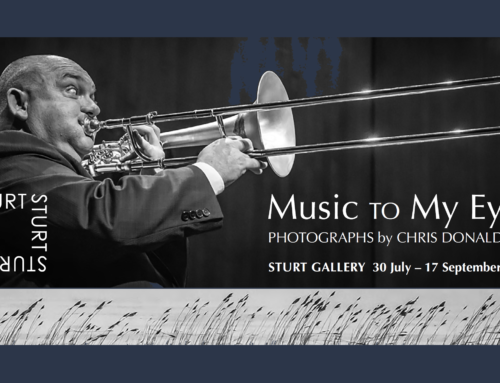 'Music to My Eyes', a photographic exhibition by Chris Donaldson