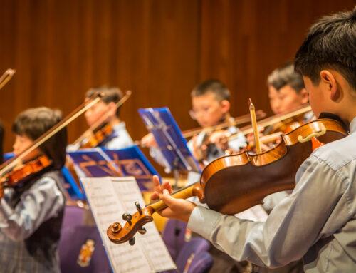 School Music Programs Start Back Up